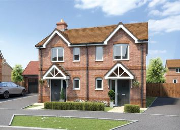 """2 bed semi-detached house for sale in """"The Anford - Plot 34"""" at Loxley Road, Stratford-Upon-Avon CV37"""