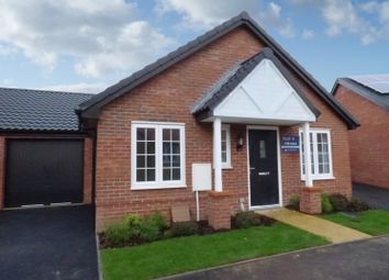 Thumbnail 2 bedroom property for sale in Framingham Crescent, Poringland, Norwich
