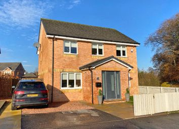 Thumbnail 3 bed detached house for sale in Tulip Drive, Newton Mearns, East Renfrewshire