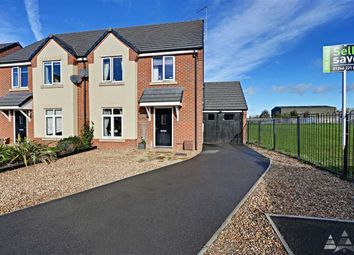 Thumbnail 4 bed semi-detached house for sale in Millrise, Bolsover, Chesterfield, Derbyshire