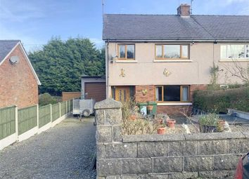 Thumbnail 3 bed semi-detached house for sale in Gilfachrheda, New Quay