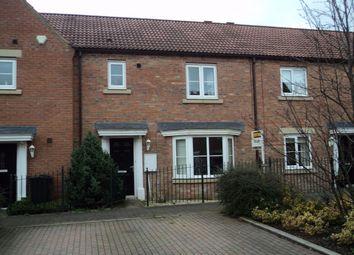 Thumbnail 3 bed terraced house to rent in Skerningham Avenue, Darlington