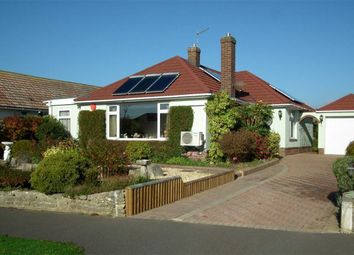 Thumbnail 3 bedroom detached bungalow for sale in Ashmore Avenue, Barton On Sea, New Milton