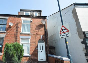Thumbnail 3 bed end terrace house for sale in Hyde Road Denton, Manchester