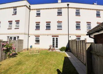 Thumbnail 4 bed terraced house for sale in Buccaneer Avenue, Coopers Edge, Gloucester