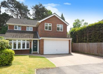 Thumbnail 4 bed detached house for sale in Cypress Close, Wokingham