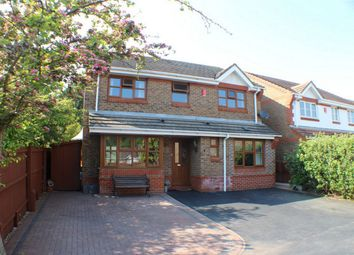 Thumbnail 4 bed detached house for sale in Battle Close, Sarisbury Green, Southampton, Hampshire