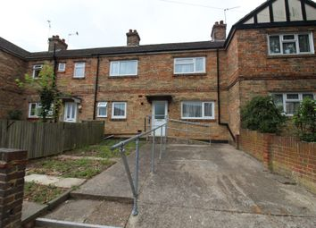 Thumbnail 3 bed terraced house for sale in Breton Road, Rochester