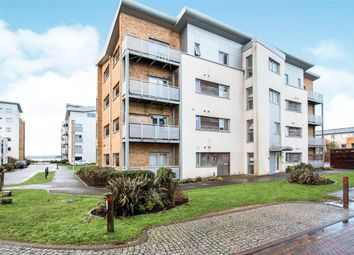 Thumbnail 1 bed flat for sale in Broomhill Way, Hamworthy, Poole