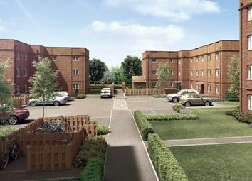 "Thumbnail 2 bedroom flat for sale in ""Apartments Third Floor "" at Culworth Row, Foleshill Road, Coventry"