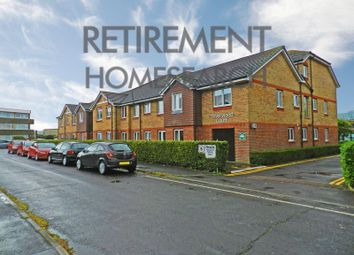 Thumbnail 1 bedroom flat for sale in Silverwood Court, Rustington
