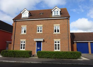 Thumbnail 5 bed detached house for sale in Turing Court, Kesgrave, Ipswich