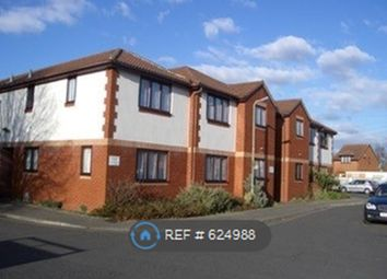 Thumbnail 1 bed flat to rent in Tamarind Court, Egham