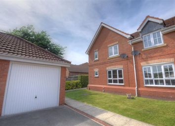 Thumbnail 3 bed end terrace house for sale in Wheeldale Court, Bridlington