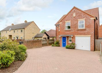 Thumbnail 4 bed detached house for sale in Ampthill Road, Bedford, Bedfordshire