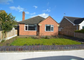 Thumbnail 3 bed detached bungalow for sale in Trowell Grove, Long Eaton, Nottingham