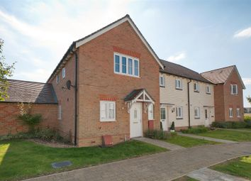 Thumbnail 3 bed end terrace house for sale in Porter Avenue, Kings Hill