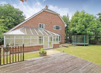 Thumbnail 6 bed detached house for sale in The Limes, Burton-On-Trent, Staffordshire