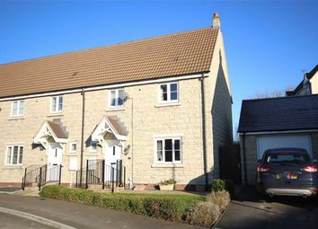 Thumbnail 3 bed end terrace house for sale in Purcell Road, Blunsdon, Swindon