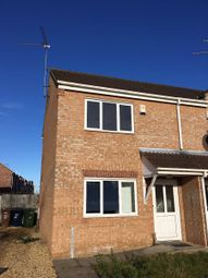 Thumbnail Terraced house to rent in Conference Way, Wisbech