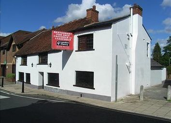 Thumbnail Retail premises for sale in The Leathern Bottle, Amery Street, Alton, Hampshire
