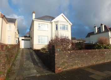 Thumbnail 4 bed detached house for sale in The Rath, Milford Haven, Pembrokeshire