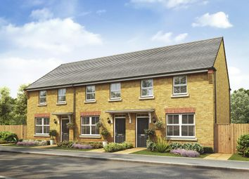 "Thumbnail 3 bedroom semi-detached house for sale in ""Archford"" at Snowley Park, Whittlesey, Peterborough"