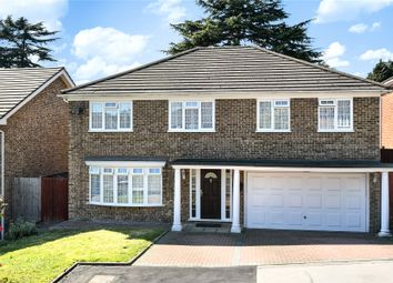 Thumbnail 5 bed detached house for sale in Copley Dene, Bromley
