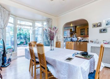 Thumbnail 4 bed semi-detached house for sale in North Circular Road, London
