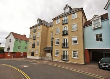 Thumbnail 3 bed flat for sale in St Mary's Fields, Colchester, Essex