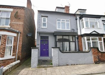 Thumbnail 4 bed town house for sale in Louise Street, Chester