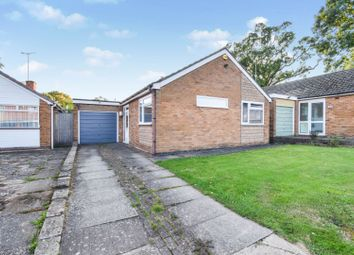 Lonscale Drive, Coventry CV3. 2 bed detached bungalow