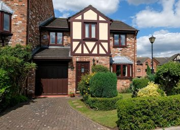 Thumbnail 4 bed semi-detached house for sale in Quayside Mews, Lymm
