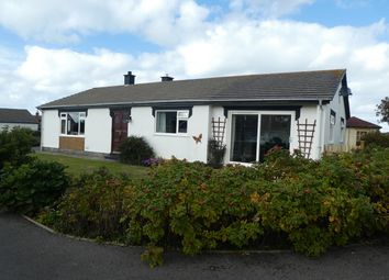 Thumbnail 4 bed detached bungalow for sale in 3 Albion Fields, Llansantffraid, Llanon