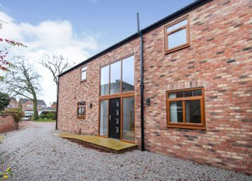 Thumbnail 4 bed detached house for sale in York Road, Cliffe