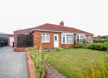Thumbnail 2 bed bungalow for sale in Camperdown Avenue, Chester Le Street