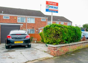 4 bed terraced house for sale in Kinderley Road, Wisbech PE13