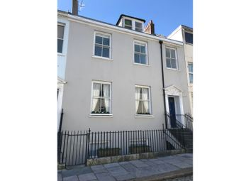 Thumbnail 1 bed flat for sale in Durnford Street, Plymouth