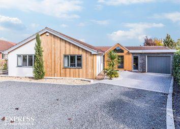 Thumbnail 3 bed detached bungalow for sale in Drury Park, Long Bennington, Newark, Lincolnshire