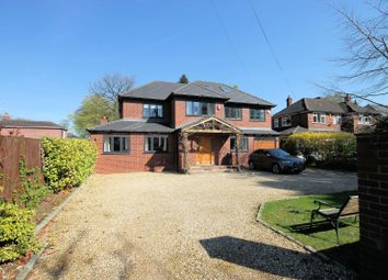 Thumbnail 5 bed property for sale in Manor Park South, Knutsford