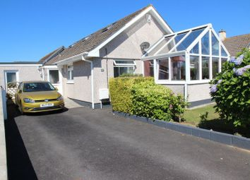 Thumbnail 4 bed detached bungalow for sale in Aylwin Close, Newquay