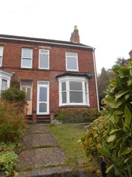 Thumbnail 3 bed semi-detached house to rent in The Green Road, Ashbourne, Derbyshire