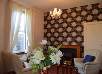 Thumbnail 3 bed flat for sale in Springvale Street, Saltcoats
