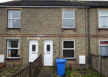 Thumbnail 3 bed terraced house to rent in London Road, Gisleham, Lowestoft