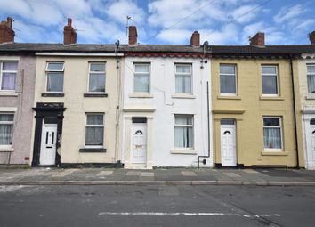 2 bed terraced house for sale in Fairfield Road, Blackpool FY1