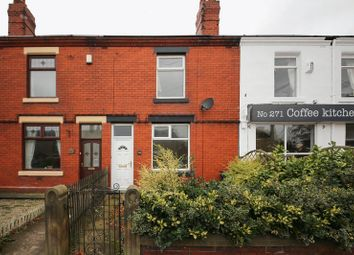 Thumbnail 2 bed terraced house for sale in Upholland Road, Billinge, Wigan