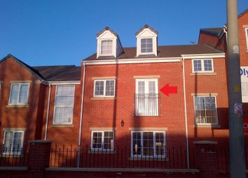 Thumbnail 1 bedroom flat for sale in Jossey Lane, Scawthorpe, Doncaster
