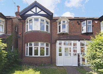 Thumbnail 4 bed semi-detached house to rent in Grand Drive, London
