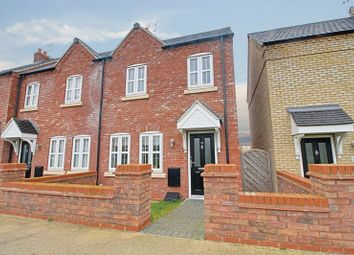 Thumbnail 3 Bed Terraced House For Sale In Village Green Way Kingswood Hull