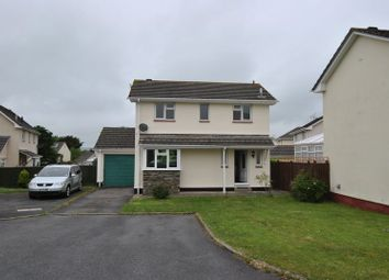 Thumbnail 3 bed detached house to rent in 3 Bedroom Dwetached House, Beards Road, Fremington, Barnstaple